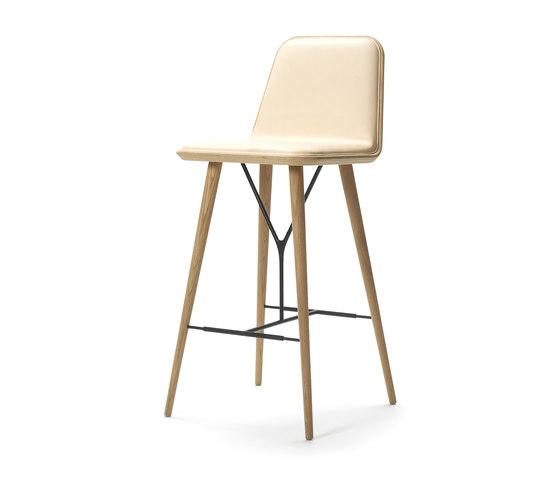 Spine barstool von Fredericia Furniture | Barhocker