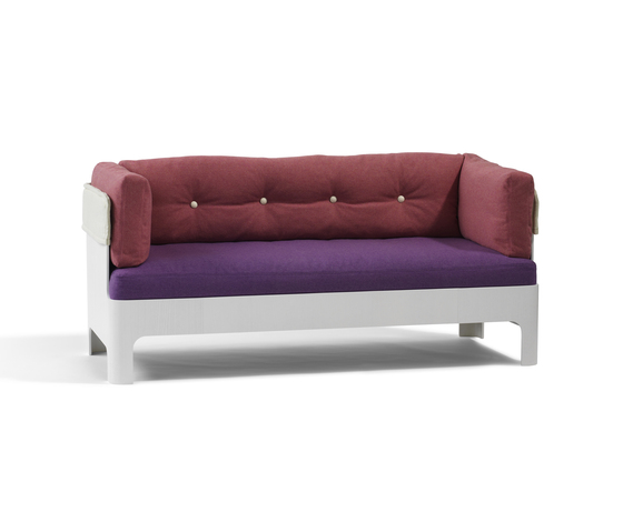 Koja Sofa Low S52L von Blå Station | Loungesofas