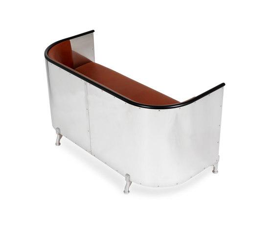 Aluminium Sofa di Källemo | Divani lounge