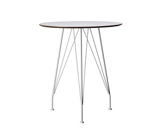 Desirée table by Swedese | Cafeteria tables