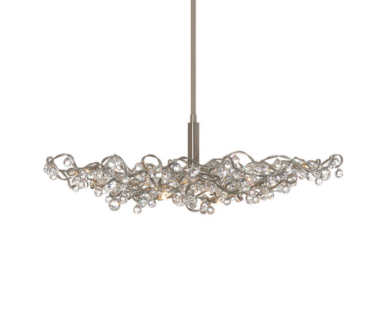 Tiara Diamond pendant light 15 by HARCO LOOR | Suspended lights