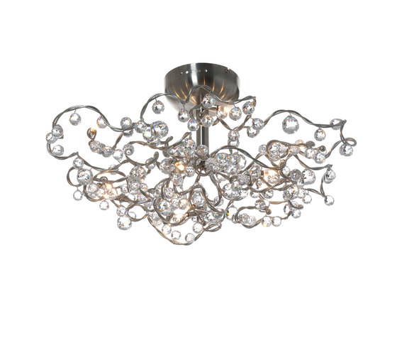 Tiara Diamond Ceiling light 9 di HARCO LOOR | Illuminazione generale