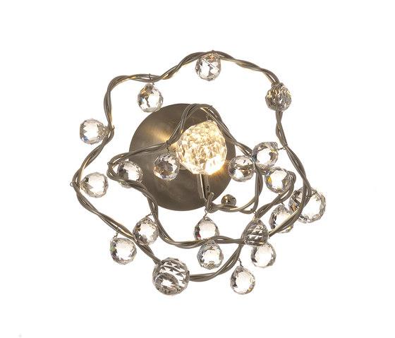 Tiara diamond wall lamp 1 by HARCO LOOR | General lighting