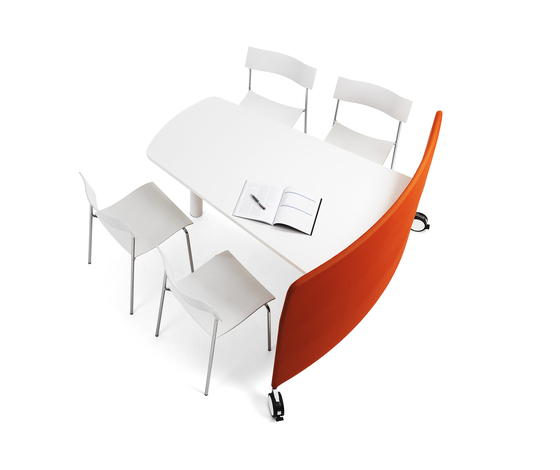 Mobi by Abstracta   Meeting room tables
