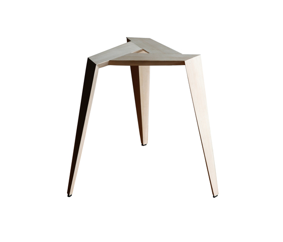 Warning by onecollection | Stools