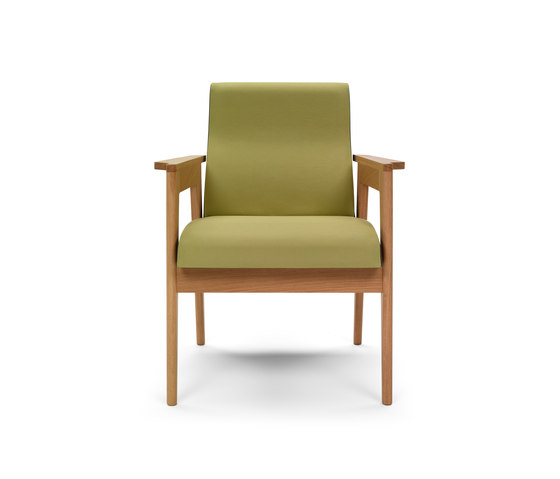 Danesa armchair by Mobles 114 | Lounge chairs
