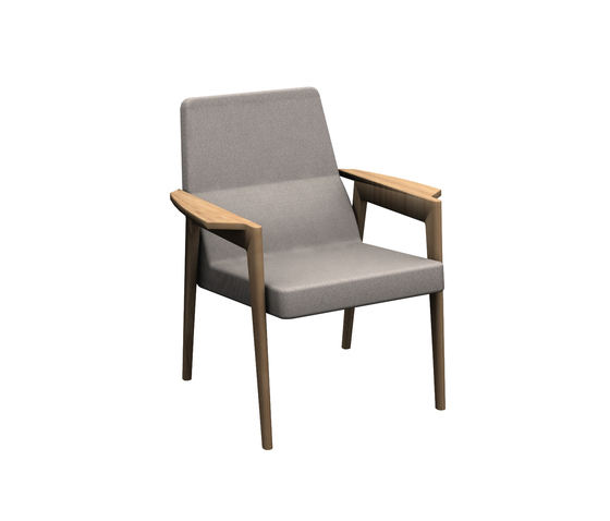 Danesa Armchair by Mobles 114   Lounge chairs