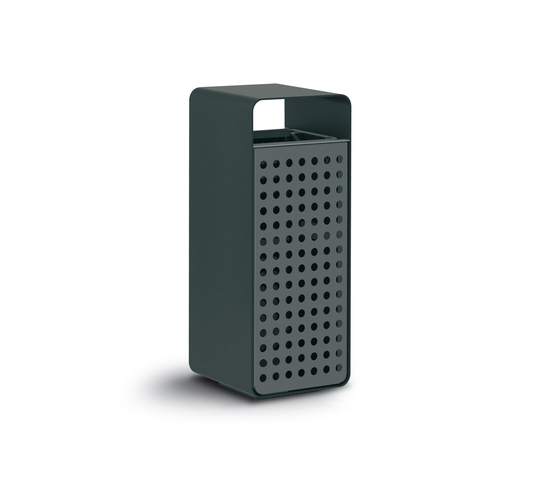 Box by Metalco   Exterior bins