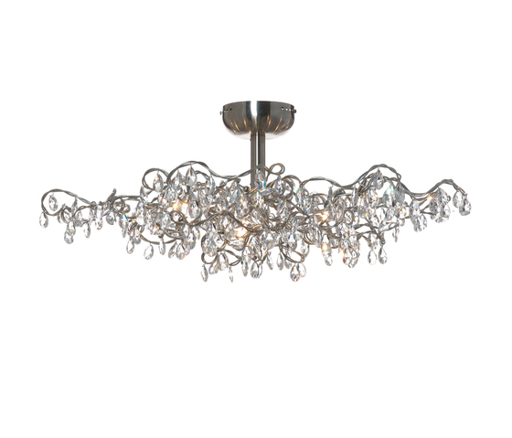 Tiara ceiling light 15-transparent by HARCO LOOR | General lighting