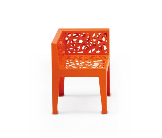 Corten Style Colorstyle de Metalco | Sillas de jardín