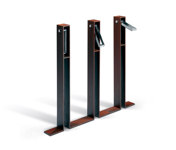 Guardia by Metalco | Bicycle stands