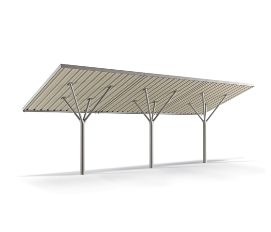 Nekkar by Metalco | Bicycle shelters