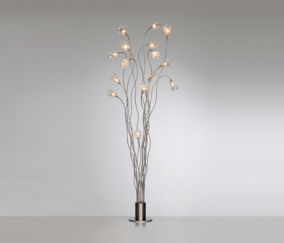 Tree flag floor lamp 15 by HARCO LOOR | General lighting
