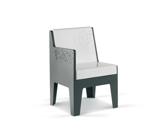 Serie Tripoli Sabrata von Metalco | Gartenstühle