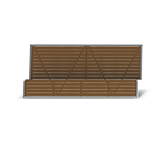 Slide de Metalco | Bancs publics
