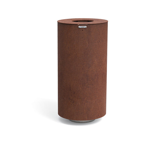 Spencer by Metalco | Exterior bins