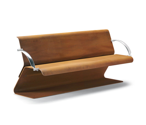 Volo by Metalco | Exterior benches