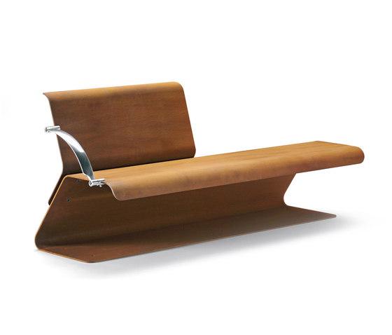 Volo by Metalco | Exterior benches