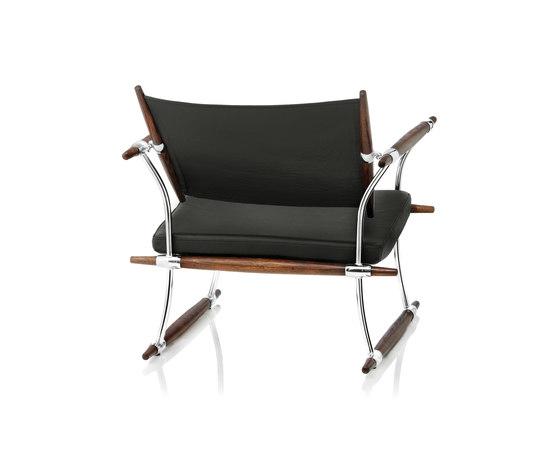 Quistgaard Safari Chair by GUBI | Lounge chairs
