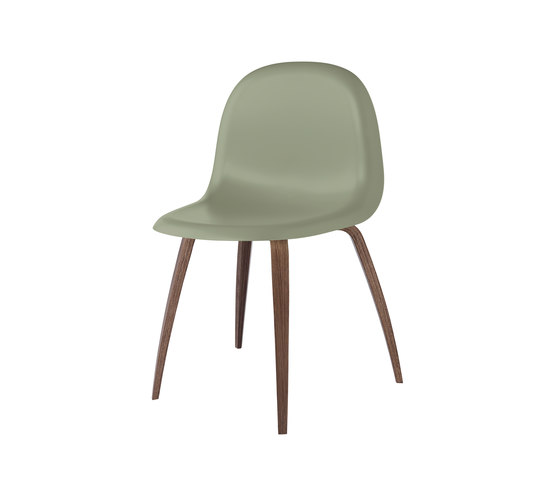 Gubi Chair – Wood Base von GUBI | Restaurantstühle