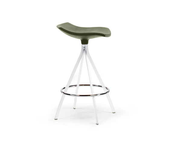 Gimlet | 65 stool by Mobles 114 | Swivel stools