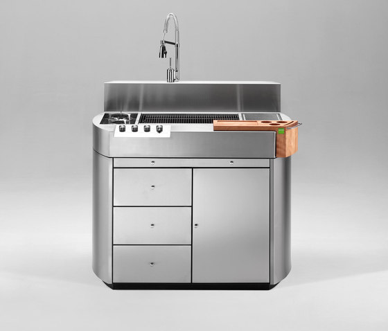 Cheope by Metalco Home | Barbecues