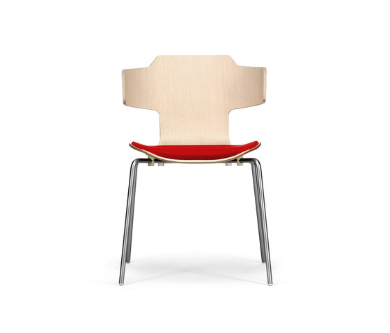 Gràcia Armchair by Mobles 114 | Multipurpose chairs