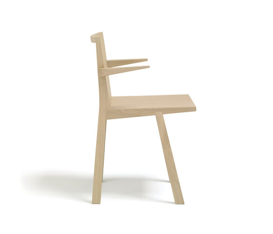 Woody SO 1251 by Andreu World | Restaurant chairs