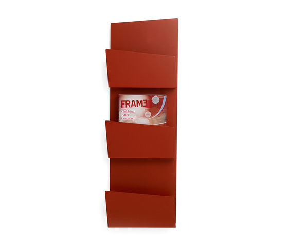 Collar COT3333 by Karl Andersson | Brochure / Magazine display stands