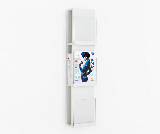 Front Storage FRFT 2563 by Karl Andersson | Brochure / Magazine display stands