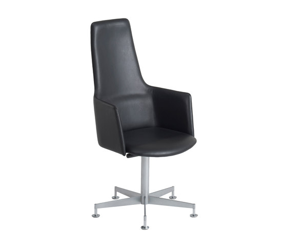 Fortuna high with feet by House of Finn Juhl - Onecollection | Task chairs