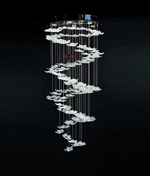 Oblivion - ceiling lamp - 7 lights by A.V. Mazzega | General lighting