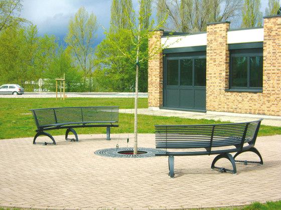 Libre Settore by Metalco | Exterior benches
