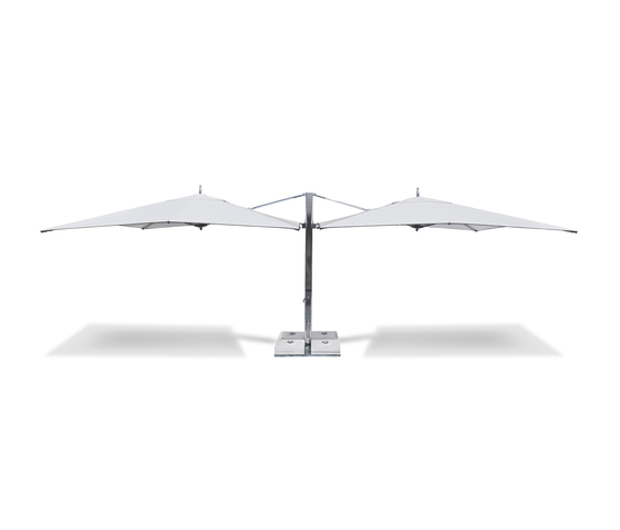 Ocean Master Max / Dual Cantilever by TUUCI | Parasols