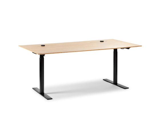 BLACKBOX workdesk de JENSENplus | Escritorios individuales