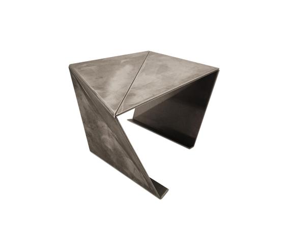 aluFalte von xbritt moebel | Poufs / Polsterhocker