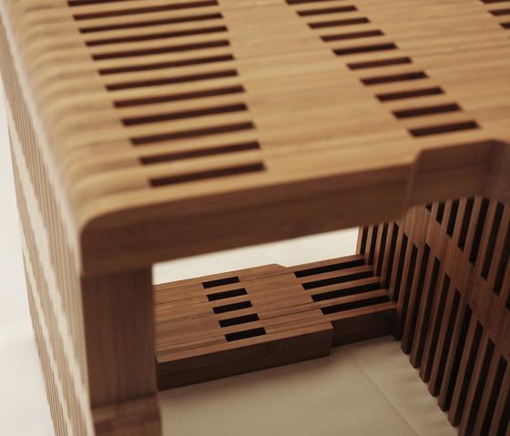 stool Bu by xbritt moebel | Poufs