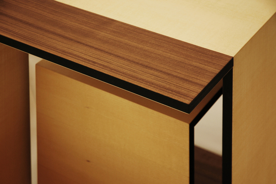 moebius Cube by xbritt moebel | Side tables