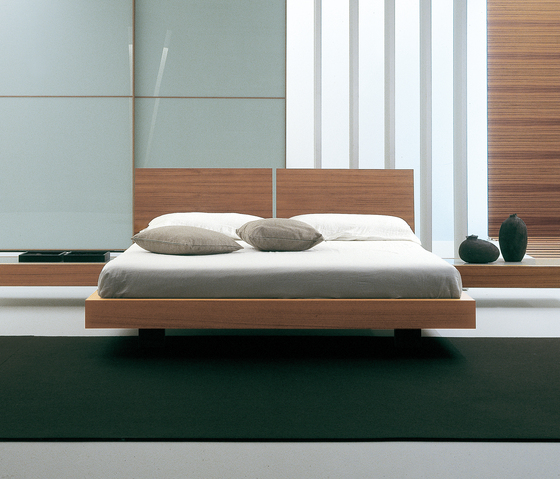 Lever bed B by Former | Double beds