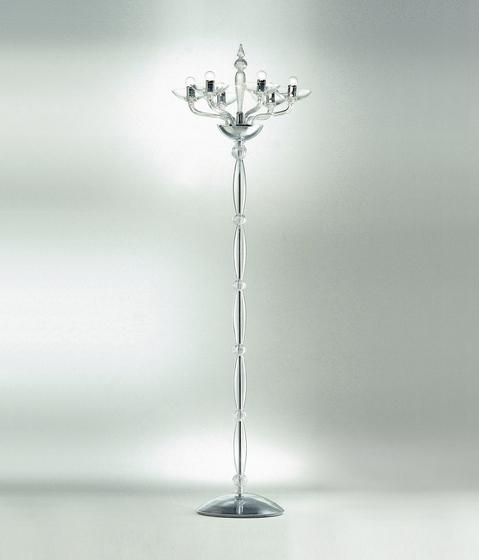 Ninfea - floor lamp by A.V. Mazzega   General lighting