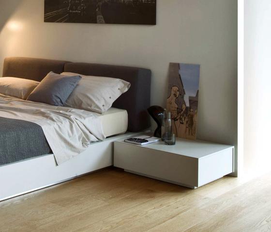 Lato bedside table von Former | Nachttische