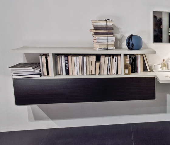 Toilette sideboard by Former | Shelves