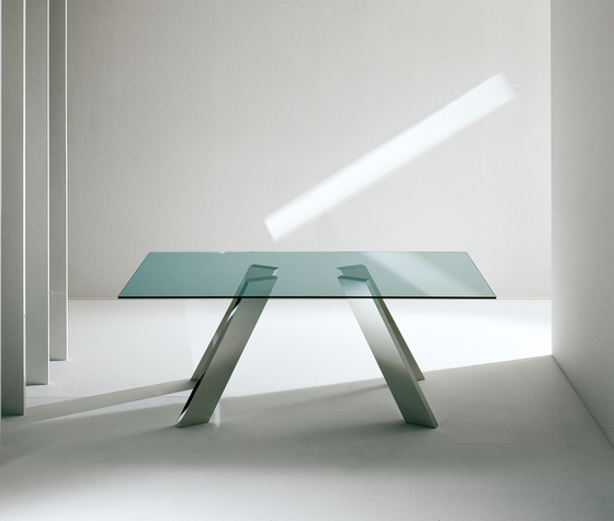 Fix rectangular table de Former | Mesas comedor