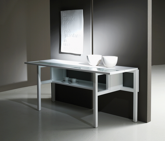 Belvedere console by Former | Console tables
