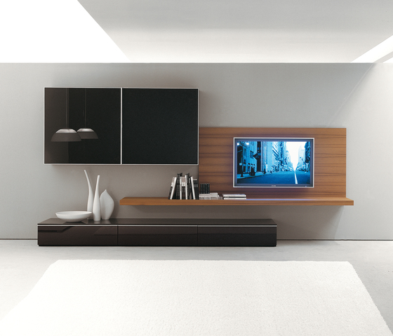Plinto Composizione 240 by Former | Wall storage systems