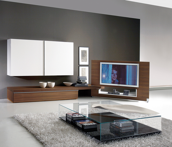 Plinto Composizione 410 by Former | Wall storage systems