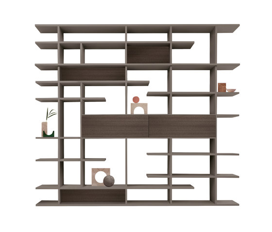 Set System by Former | Wall storage systems