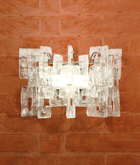 Sixty - wall lamp by A.V. Mazzega | General lighting