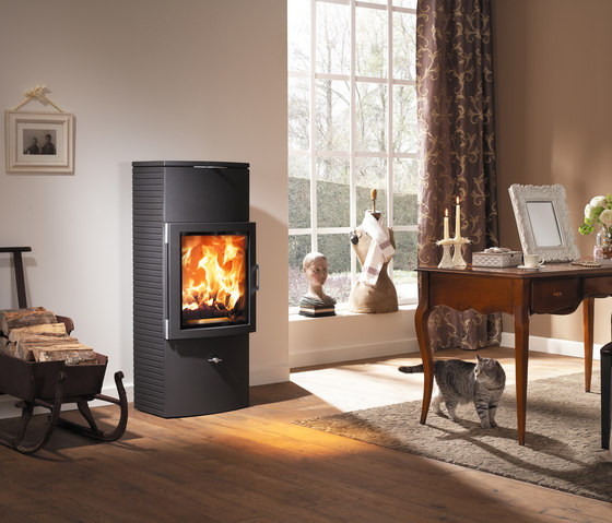 Chester Xtra by Austroflamm | Wood burning stoves