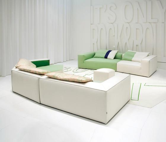 Architettura by Erba Italia | Lounge sofas